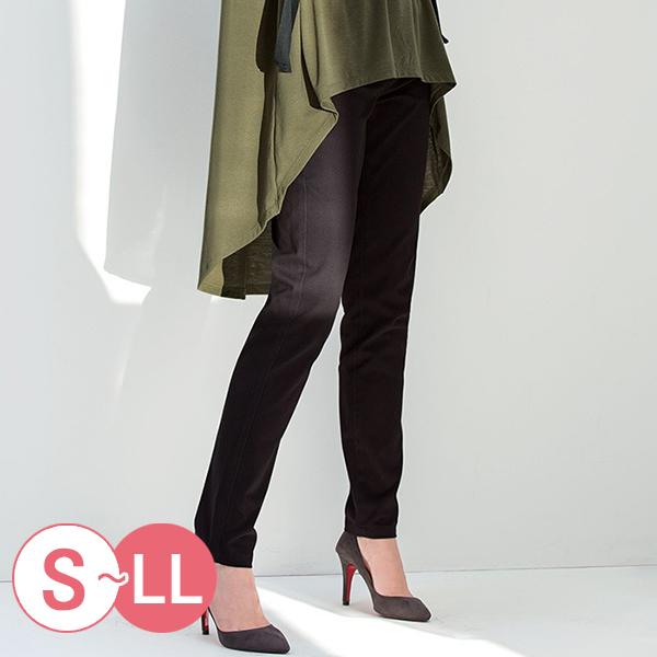 日本代購-RyuRyu mall基本款彈性舒適直筒褲(共二色/S-LL) 日本代購,RyuRyu mall,直筒褲