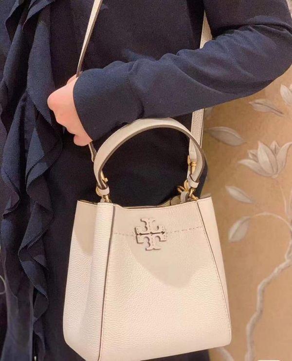 超值代購-Tory Burch Mcgraw Small Hobo Bag荔枝紋皮革肩背包小(售價已折) Tory Burch Mcgraw Small Hobo Bag,荔枝紋,肩背包