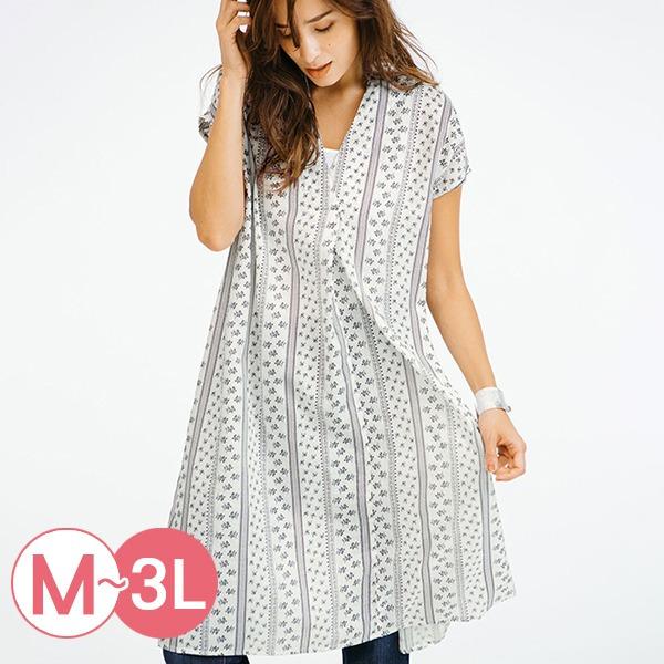 日本代購-portcros折縫造型V領長版上衣M-LL(共三色) 日本代購,portcros,長版