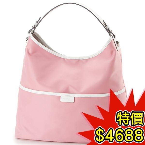 日本代購-agnes b.VOYAGE 2way尼龍肩背手提包(共四色) agnes b.,東區時尚,手提包