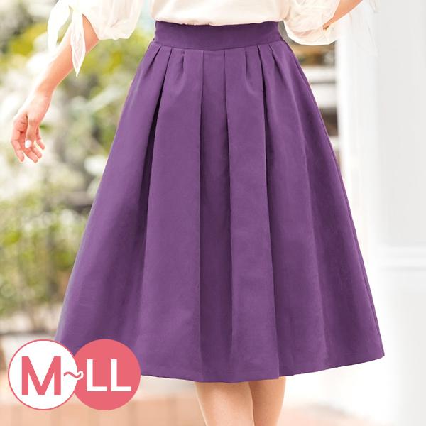 日本代購-portcros傘擺鬆緊腰微刷毛百褶裙M-LL(共六色) 日本代購,portcros,百褶裙