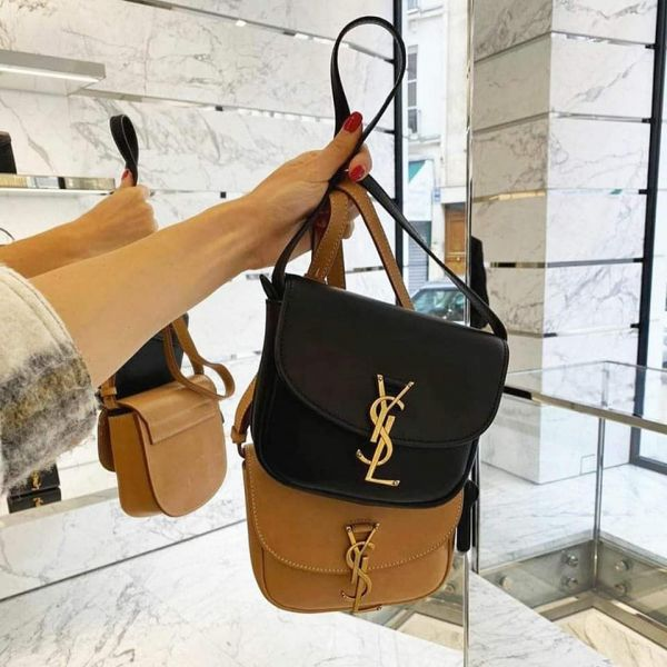 超值代購Saint Laurent (YSL)  kaia 馬鞍包(售價已折) Saint Laurent (YSL) ,kaia ,馬鞍包