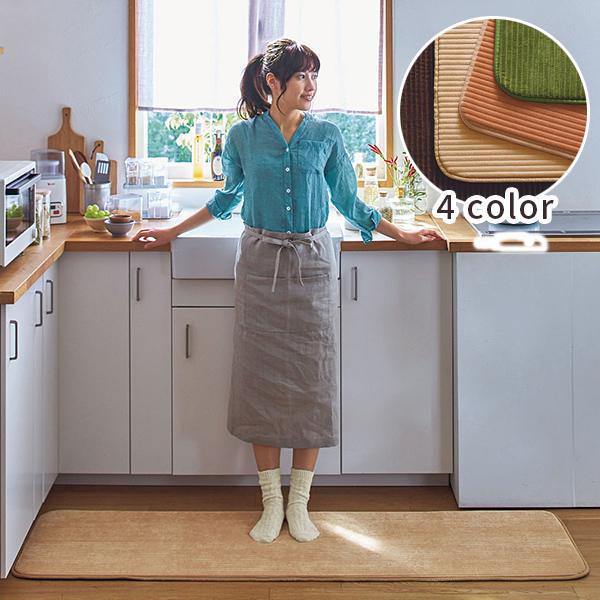 日本代購-防滑防水超細纖維厚地墊(共四色) 日本代購,東區時尚,腳踏墊