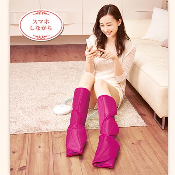 日本代購- Panasonic 國際牌 EW-NA84 靴型美腿舒壓溫感按摩器 日本空運,東區時尚,日本代購, Panasonic 國際牌 EW-NA84, 靴型,美腿,舒壓,按摩器