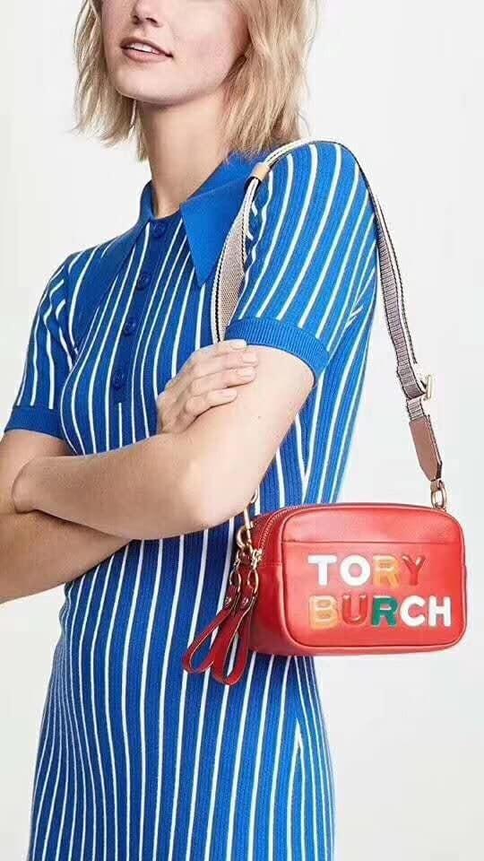 日本代購-特價TORY BURCH  perry double zip mini bag相機包(售價已折) 日本代購,TORY BURCH, double zip mini bag,相機包