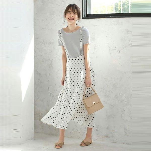 日本代購-超優質感品牌背心長裙 日本代購,連身裙