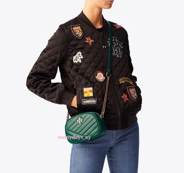 日本代購-Tory Burch鏈條背帶流蘇箱形肩背包(共三色) agnes b.,東區時尚,流蘇