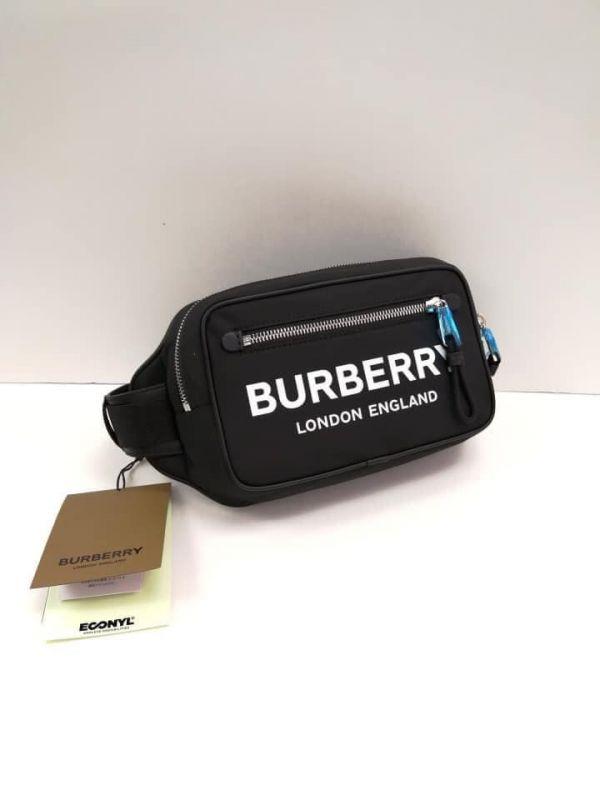 日本代購-特價Burberry字母腰包/胸包 belt bag (售價已折) Burberry字母腰包/胸包 belt bag