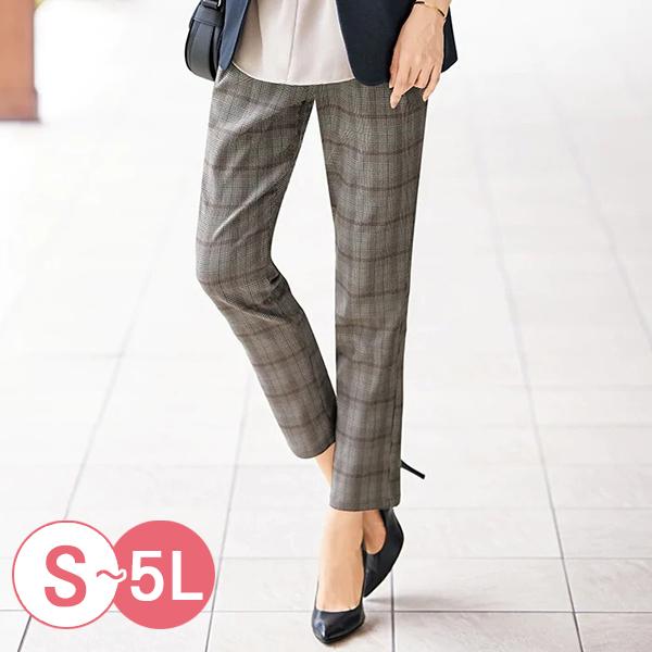 日本代購-打褶設計超彈力褲(共五色/S-LL) 日本代購,打褶,彈力