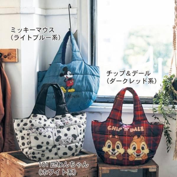 日本代購-特價迪士尼DISNEY 輕量蓬鬆感米奇/奇奇蒂蒂/101忠狗手提/肩背包(售價已折) 日本空運,東區時尚,手提包