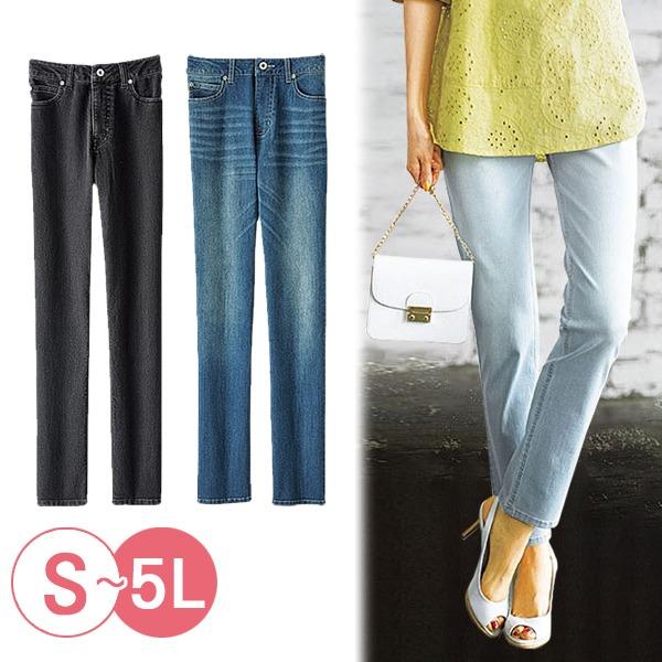 日本代購-portcros輕盈舒適彈力牛仔褲3L-5L(共五色) 日本代購,portcros,牛仔褲