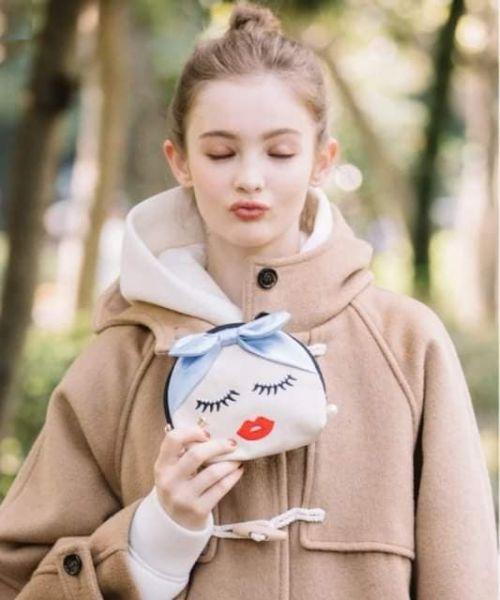 日本代購-迪士尼造型多隔層米奇奇奇蒂蒂化妝包(共二色) 日本代購,東區時尚,化妝包