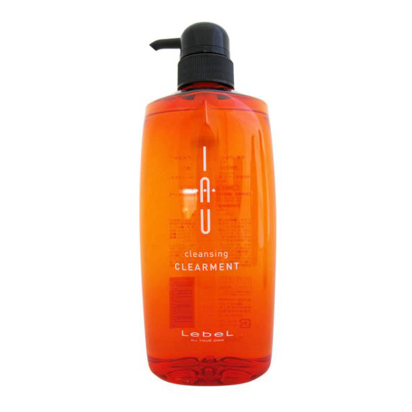 日本代購-Lebel IAU 潔淨洗髮精 (一般頭皮) 600ml 東區時尚,日本代購,IAU