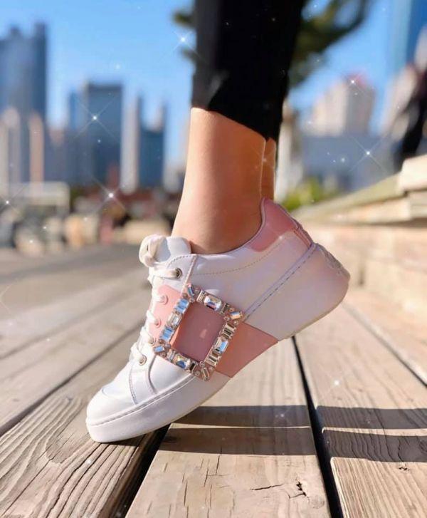 超值代購 Roger Vivier 鑽扣運動鞋  Roger Vivier ,鑽扣,運動鞋