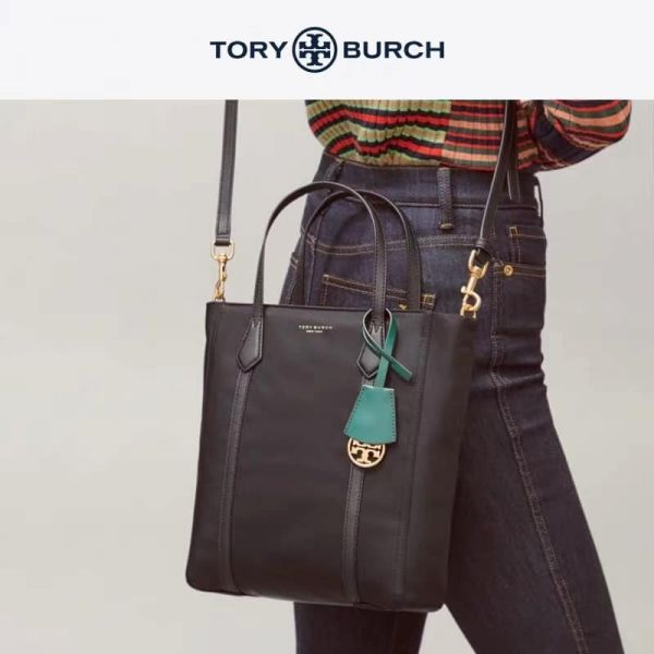 超值代購-TORY BURCH 防水尼龍配皮長方形包(售價已折) agnes b.,東區時尚,TORY BURCH, 長型包