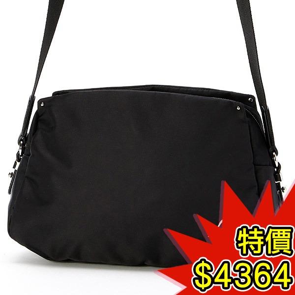 日本代購-agnes b.VOYAGE 簡約多用途小b. logo斜背包 agnes b.,東區時尚,斜背包