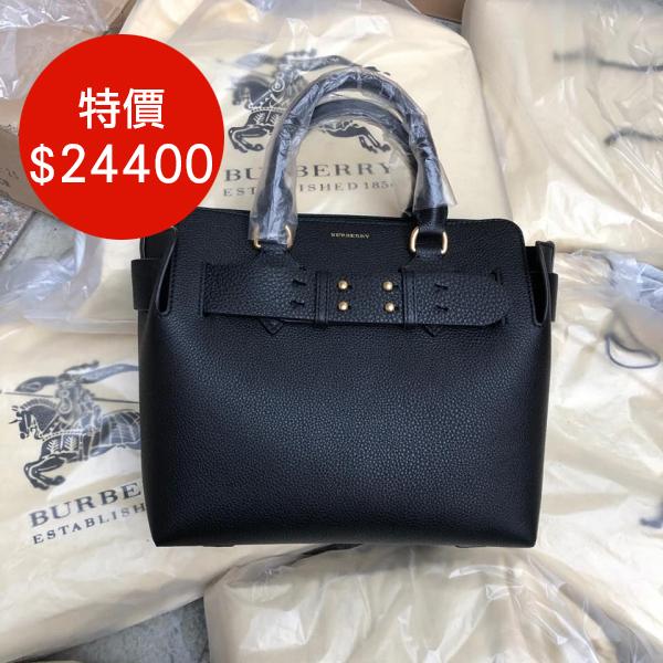 【超值預購】特價BURBERRY牛皮手提/肩背包(售價已折) 日本代購,BURBERRY,肩背包