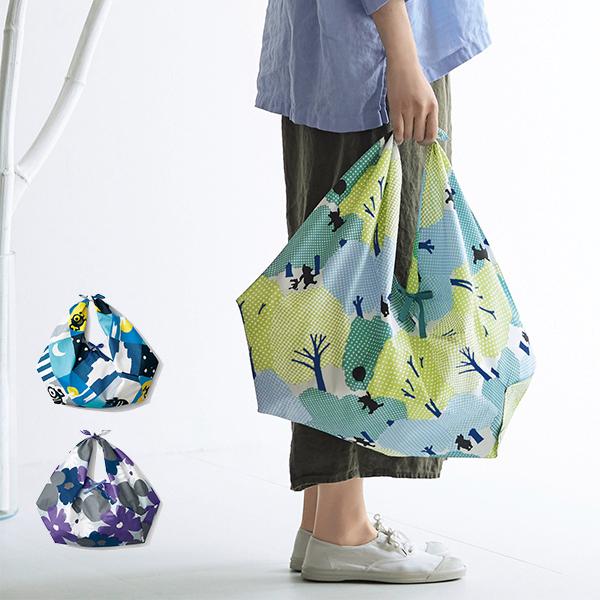 日本代購-SOU·SOU迪士尼聯名款小巾折隨身布袋(共三色) 東區時尚,迪士尼