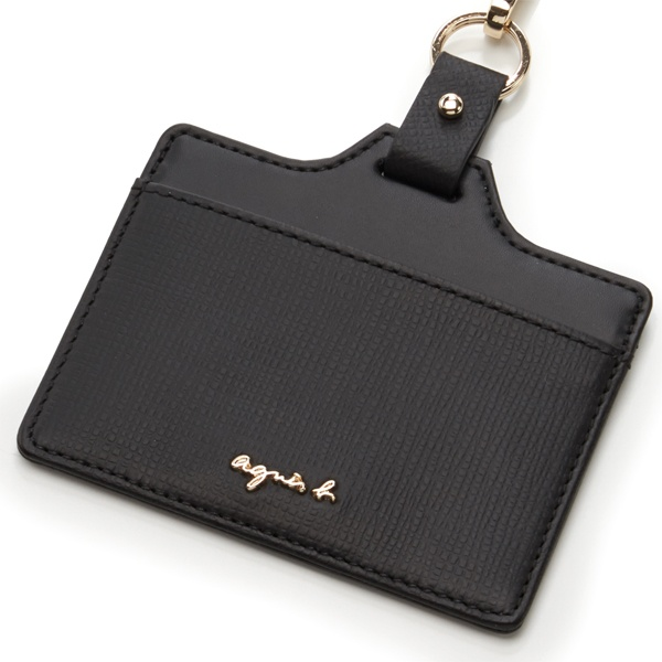 日本代購-特價agnes b.牛皮證件夾(售價已折) agnes b.,東區時尚,護照夾