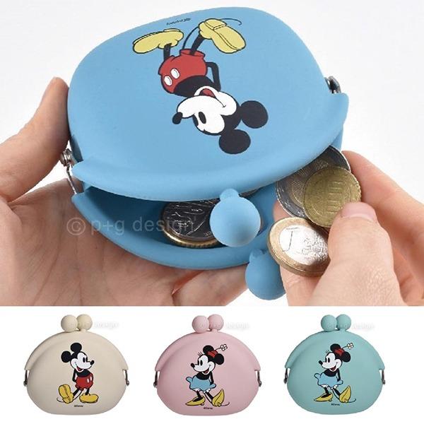 日本代購-迪士尼米奇米妮蛙嘴式零錢包(共三色) 日本空運,東區時尚,零錢包