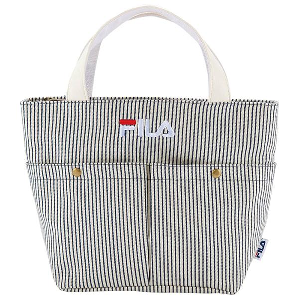日本代購-FILA簡約運動風手提袋(共二色) 日本空運,東區時尚,FILA