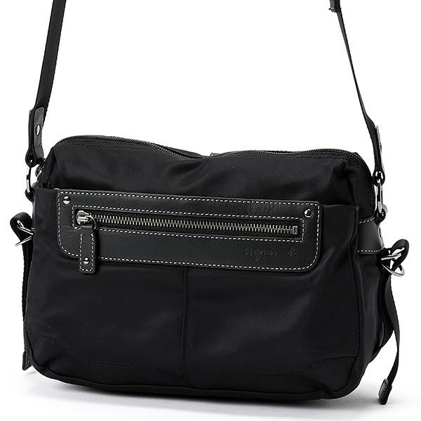 日本代購-agnes b.男女兼用2way包包 日本空運,東區時尚,agnes b.男女,兼用,2way,包包