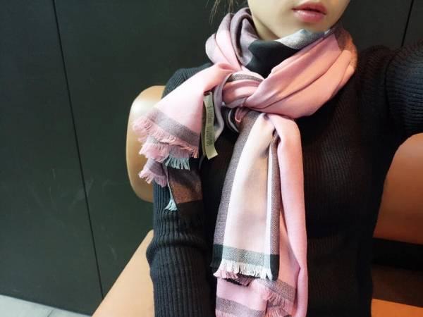 日本代購-特價BURBERRY經典格紋鑽石級圍巾(售價已折) 日本代購,BURBERRY,圍巾