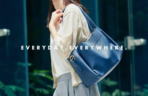 日本代購-日本GLOBAL WORK 3way包包附小包(售價已折) agnes b.,東區時尚,肩背包