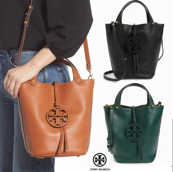 超值代購Tory Burch Miller 2way牛皮包(售價已折) Tory Burch ,Miller ,2way