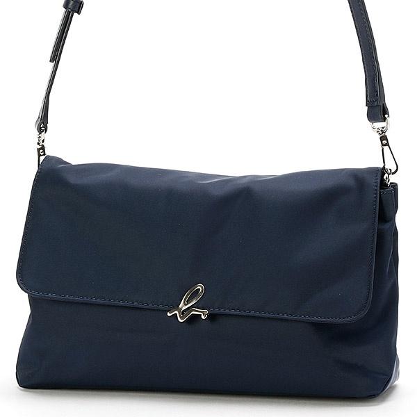 日本代購-特價agnes b. 金屬LOGO 2way小的手提/肩背包(售價已折) agnes b.,東區時尚,手提/肩背包