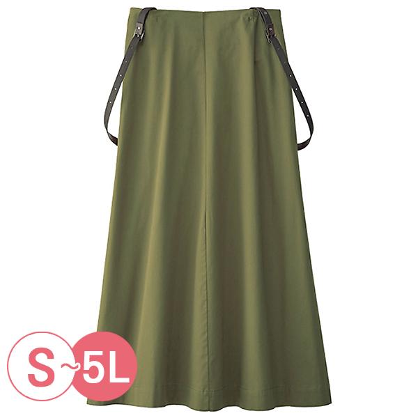 日本代購-portcros高雅A字形吊帶長裙3L-5L(共三色) 日本代購,portcros,吊帶裙