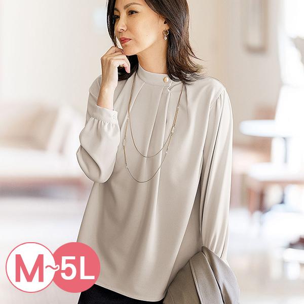 日本代購-portcros立領珠釦折縫彈性上衣(共五色/M-LL) 日本代購,portcros,立領