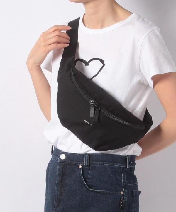日本代購-agnes b.腰包/胸包(售價已折) agnes b.,日本代購,腰包,胸包