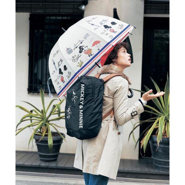 日本代購-DISNEY 米奇MICKEY防淋雨罩/背包套(附收納袋) 日本代購,東區時尚,DISNEY ,米奇,MICKEY,背包套