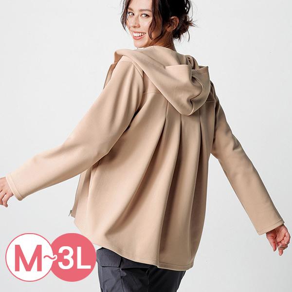 日本代購-背部折縫連帽運動風短外套(共二色/M-LL) 日本代購,外套,連帽