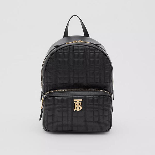 日本代購-Burberry 絎縫羔羊皮後背包 agnes b.,日本代購,後背包