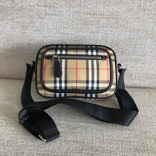 超值代購~BURBERRY 經典格紋相機包(售價已折) BURBERRY ,相機包
