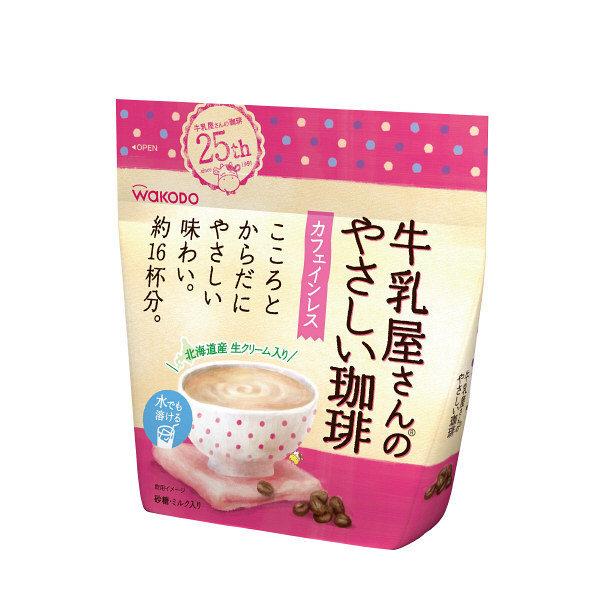 日本代購-超人氣 和光堂 牛乳屋 低咖啡因沖泡咖啡 日本空運,東區時尚,和光堂,牛乳屋,日本代購,低咖啡因,咖啡