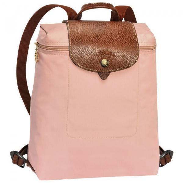日本代購-特價LONGCHAMP Le pliage 尼龍折疊後背包(售價已折) agnes b.,東區時尚,後背包