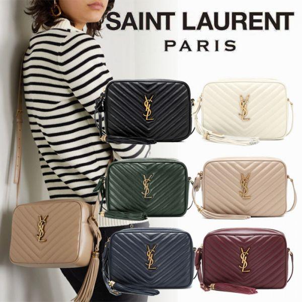 現貨特價Saint Laurent (YSL) 新款流蘇相機包(售價已折) Saint Laurent (YSL) ,流蘇,相機包