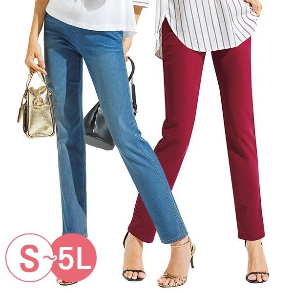 日本代購-portcros涼爽感彈性牛仔褲S-LL(共五色) 日本代購,portcros,牛仔褲