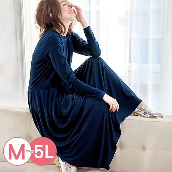 日本代購-RyuRyu mall百褶裙設計連身長洋裝(共四色/M-LL) 日本代購,RyuRyu mall,百褶裙