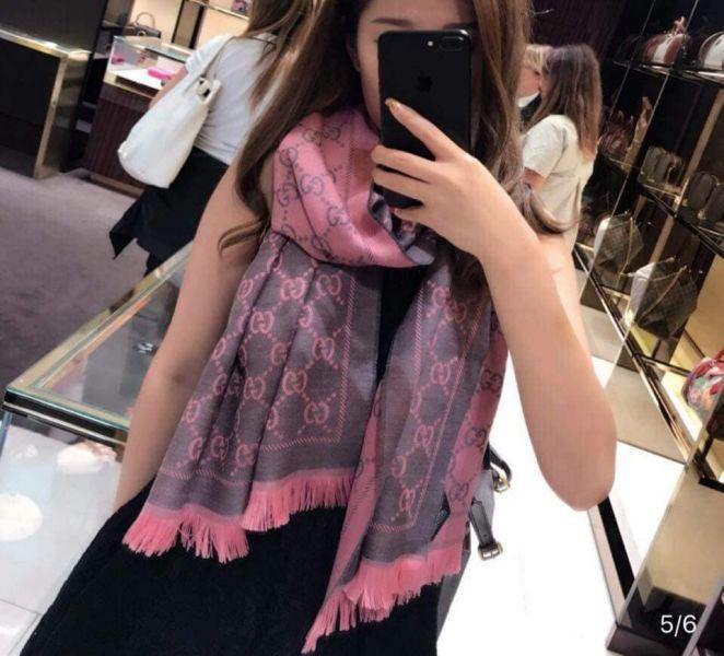 超值代購- GUCCI大GG LOGO羊毛圍巾(售價已折) agnes b.,東區時尚,GUCCI,羊毛,混絲,大方巾,圍巾