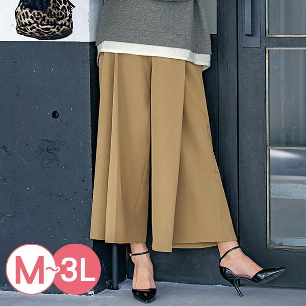 日本代購-RyuRyu mall打褶設計修身時尚寬褲(共三色/M-LL) 日本代購,RyuRyu mall,寬褲