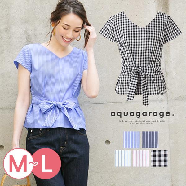 日本代購-綁帶V領短版上衣(共五色/M-L) 日本代購,V領,短版