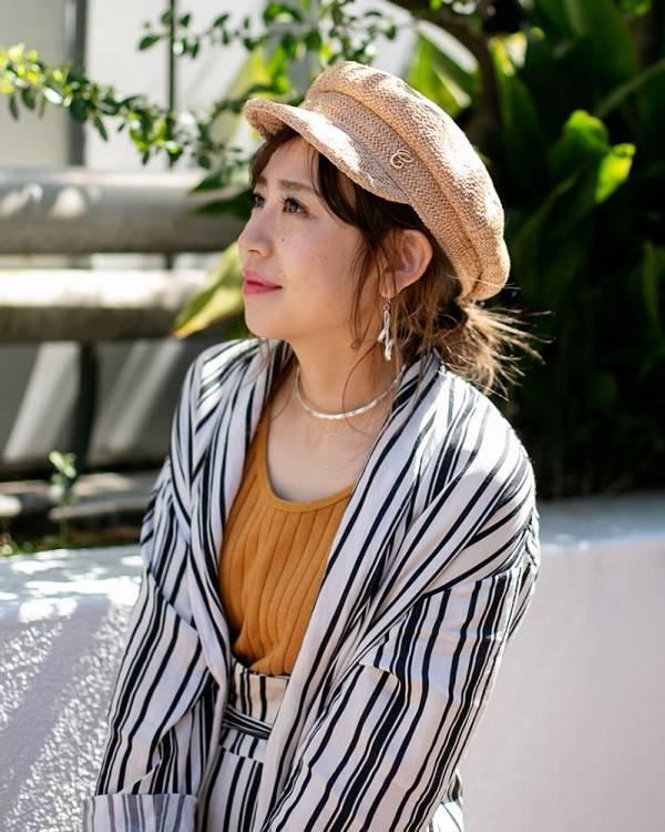 【超值預購】CA4LA NAMI3 造型帽 日本代購,CA4LA ,NAMI3, 造型帽