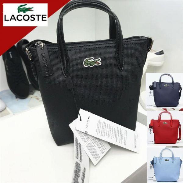 特價Lacoste 法國鱷魚托特包(售價已折) 日本代購,Lacoste,鱷魚