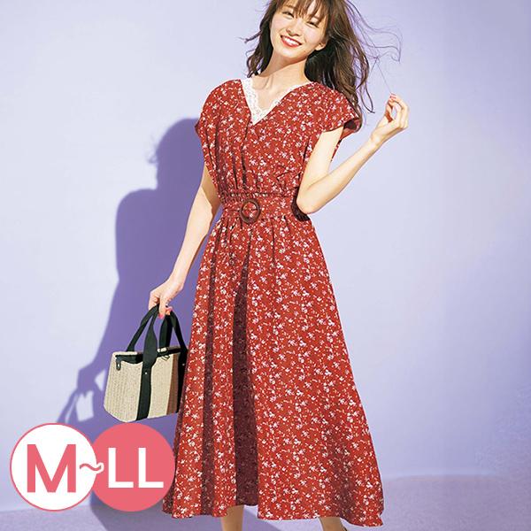 日本代購-portcros前後可穿2WAY印花洋裝(共四色/M-LL) 日本代購,portcros,2WAY