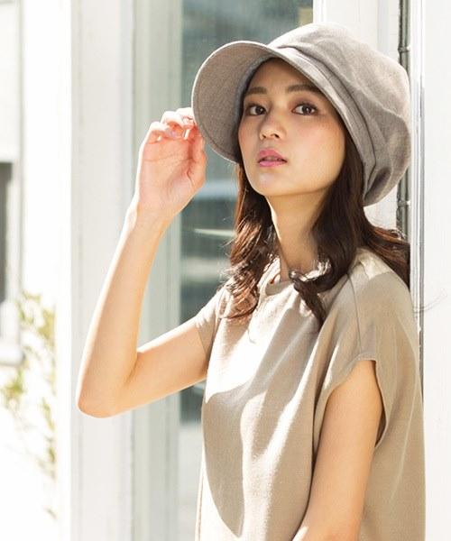日本多買現貨-QUEENHEAD 抗UV可調整帽圍的遮陽帽 日本空運,東區時尚,條紋