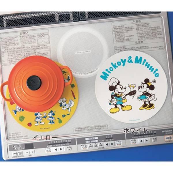 日本代購-特價迪士尼Disney 烹飪米奇米妮 IH電磁爐專用防汙/隔熱墊(售價已折) 日本空運,東區時尚,迪士尼Disney,隔熱墊